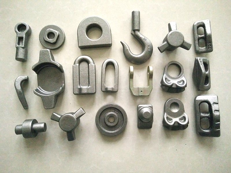 Small forgings