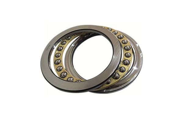 Single direction thrust ball bearings 53201