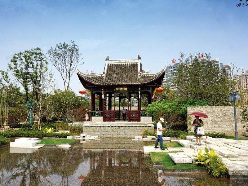 第十屆中國(武漢)國際園林博覽會