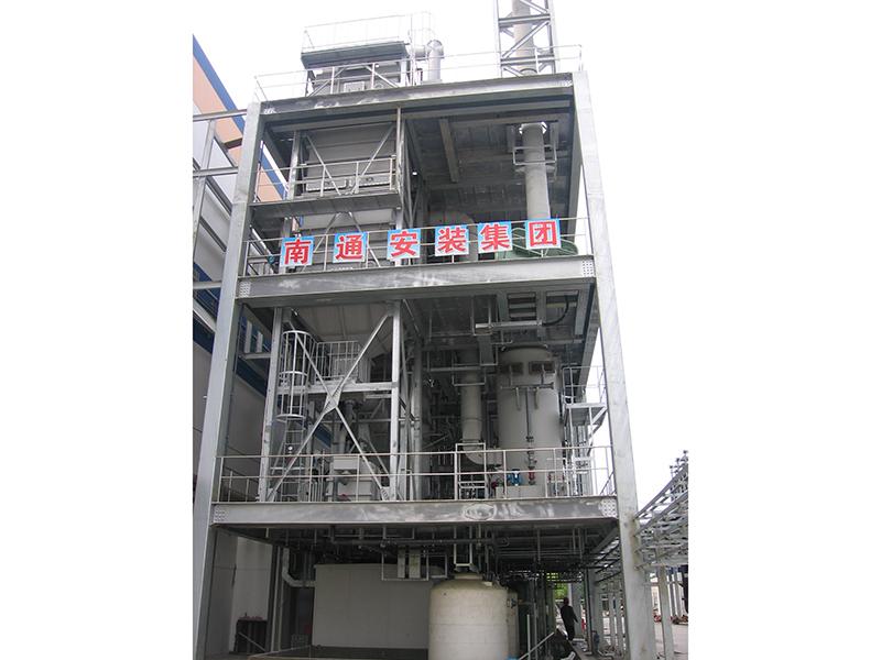 江蘇中天廢氣塔回收裝置