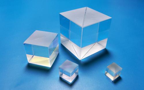 Laser Line Non-Polarization Beamsplitter Cubes
