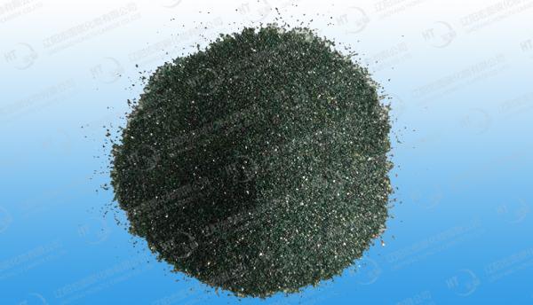 綠碳化硅號砂124#