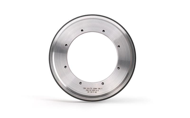 陶瓷CBN槽磨砂轮 转子砂轮 液压泵砂轮