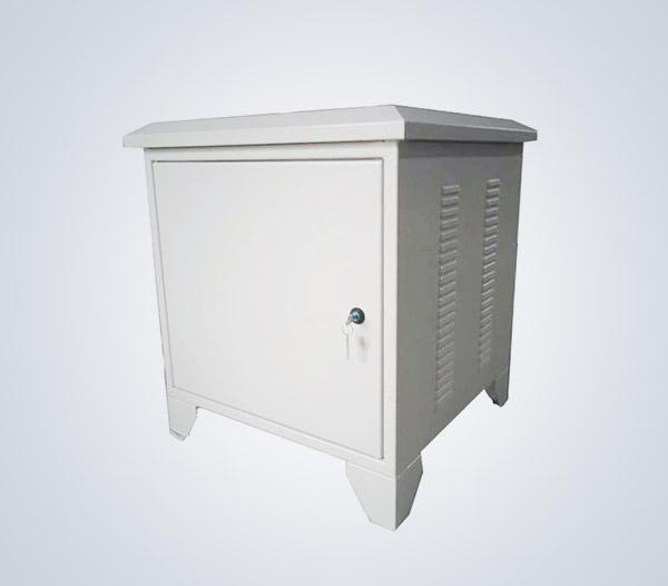 【匯利電器】加工定制防雨戶外箱 內帶風扇配電箱 品牌廠家直銷