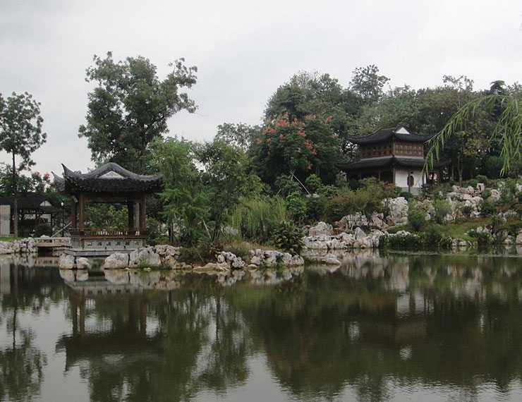 門西胡家花園
