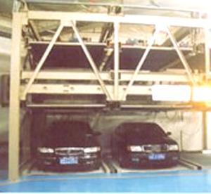 PSH 升降横移式停车设备