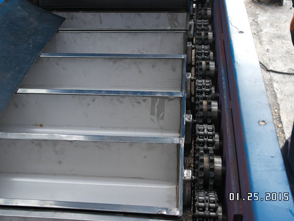 Drying lifter part