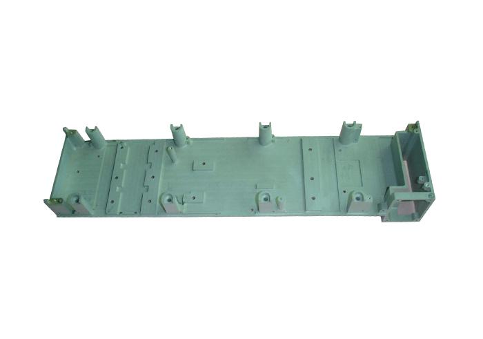 CNC加工支架散熱器