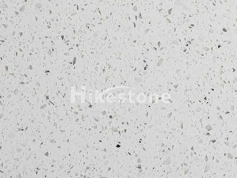 HK072 Crystal White
