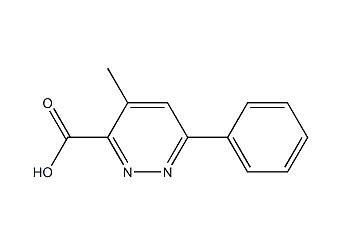 4-甲基-6-苯基哒嗪-3-甲酸