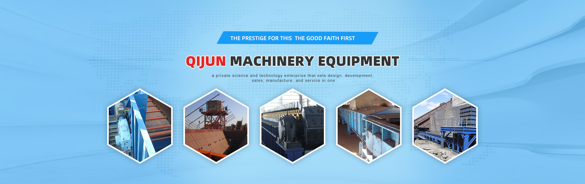 Tangshan Qijun Macheinry Equipment Co.,Ltd