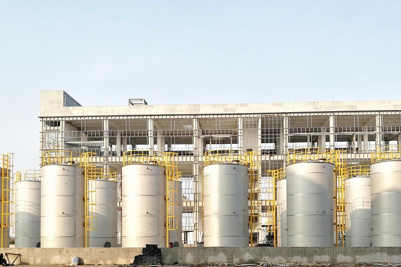 鹽城捷康三氯蔗糖有限公司三期機電設備及管道安裝工程