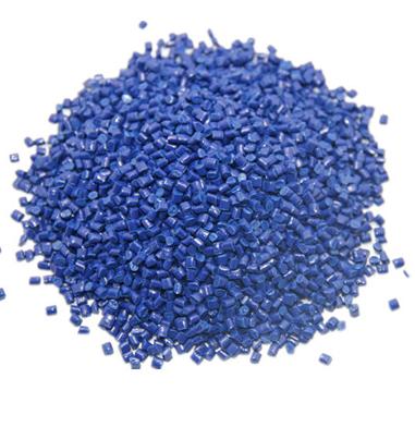 藍色吹膜色母粒