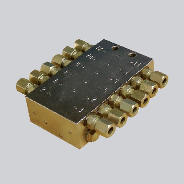 SSV系列單線遞進式分配器