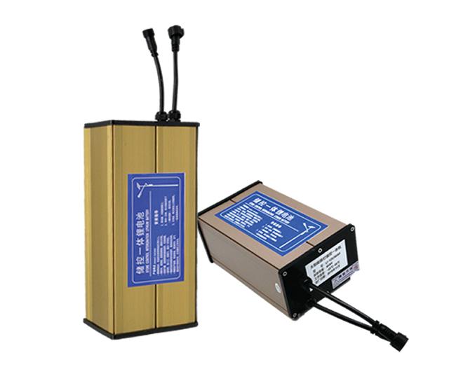 路燈電池組