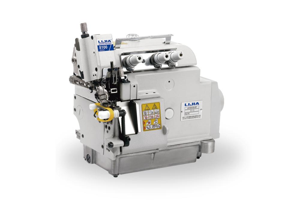 L8100-03-ST 超高速手套包缝机