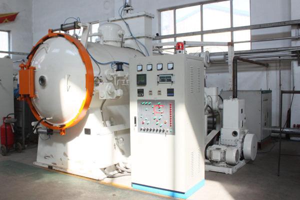HQYZ-100型双室真空油淬炉