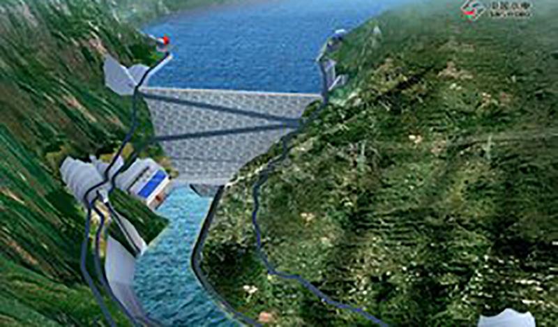 中國項目南昌施堯路污水處理項目
