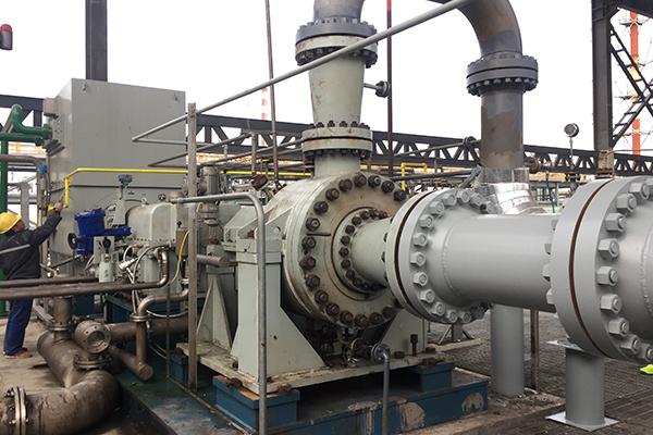 煤化工壓縮機組(一)