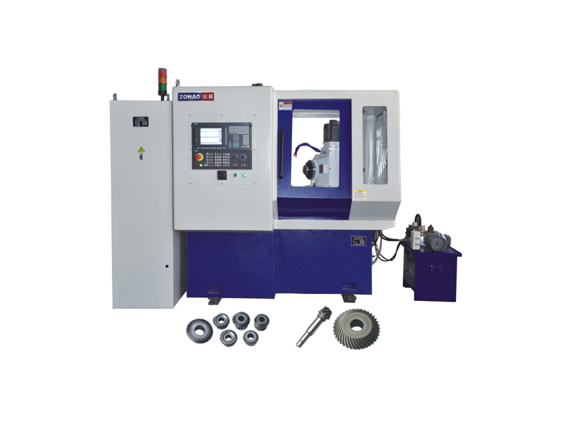 ZHX-12數控弧齒錐齒輪銑齒機