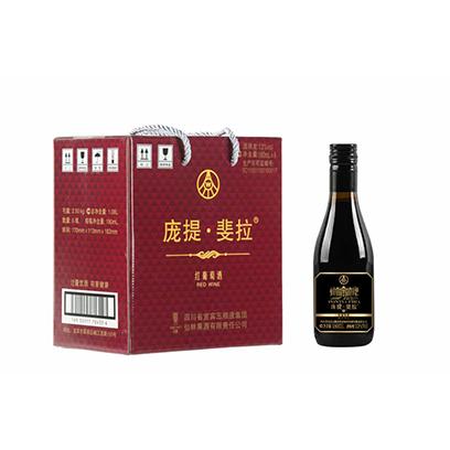庞提斐拉红葡萄酒庞提·斐拉红葡萄酒