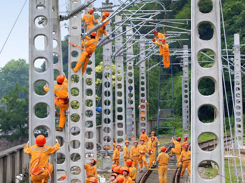 兴泉铁路220KV-3标段电力迁改工程