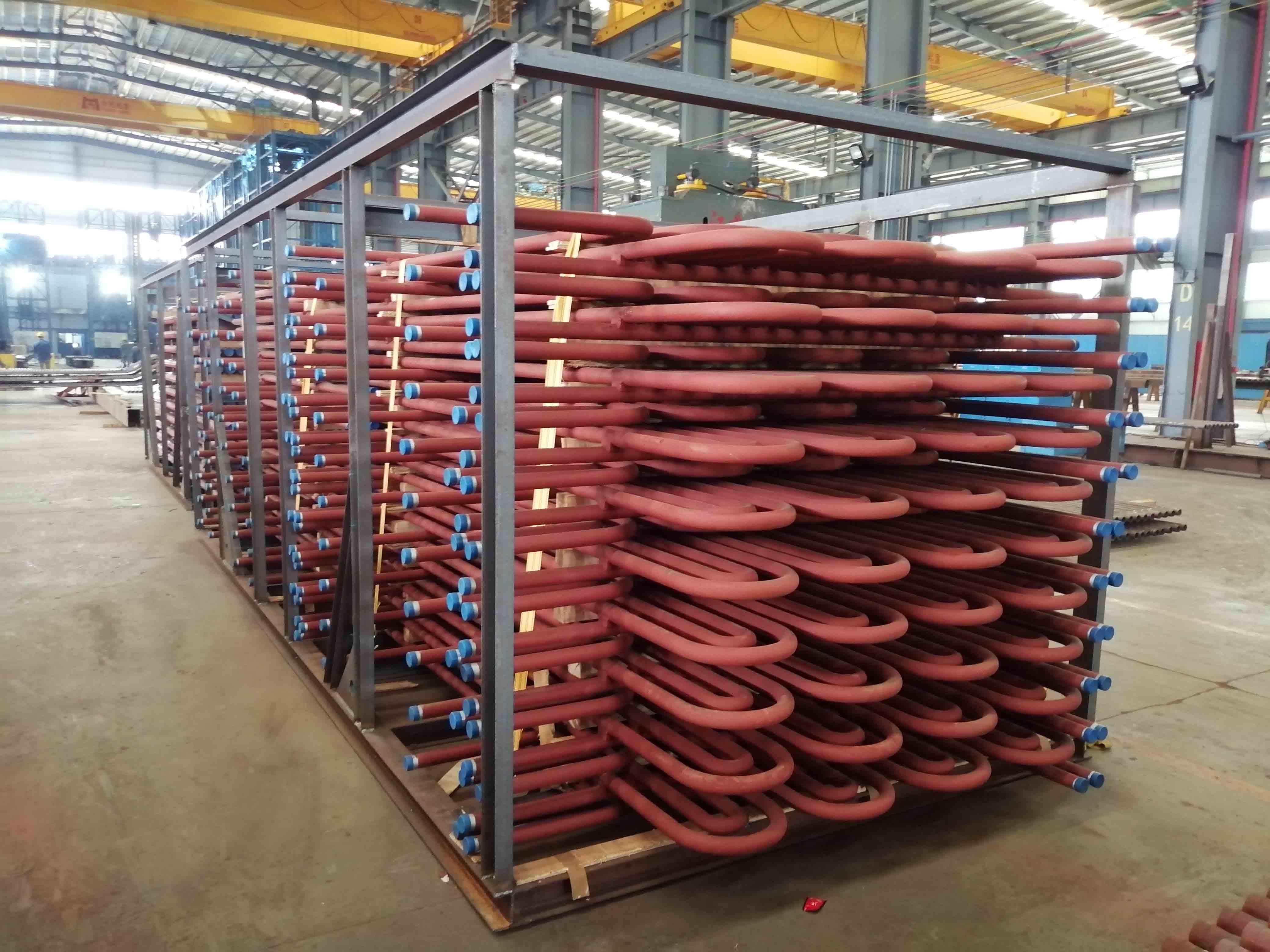 美國COVANTA過熱器和集箱堆焊堆焊項目