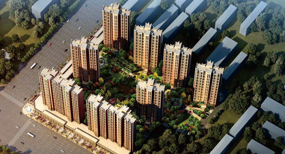 湖北省潛江市大吉房地產開發有限責任公司光華苑工程