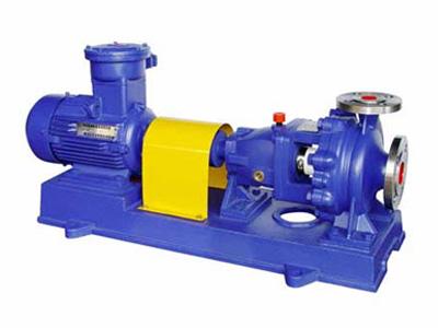 臥式單級單吸清水離心泵