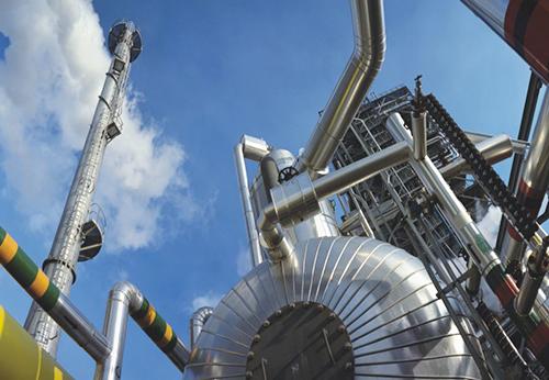青海碱业有限公司锅炉空气预热器检修项目