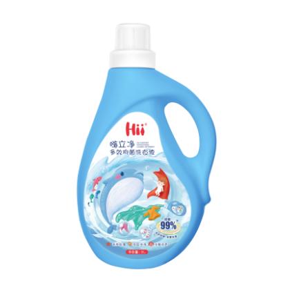 嗨立凈多效抑菌洗衣液