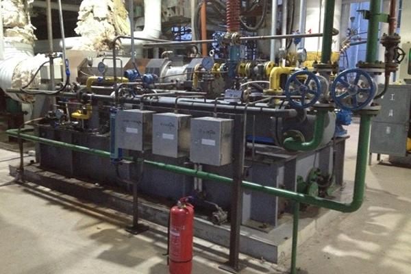 高溫水蒸氣壓縮機