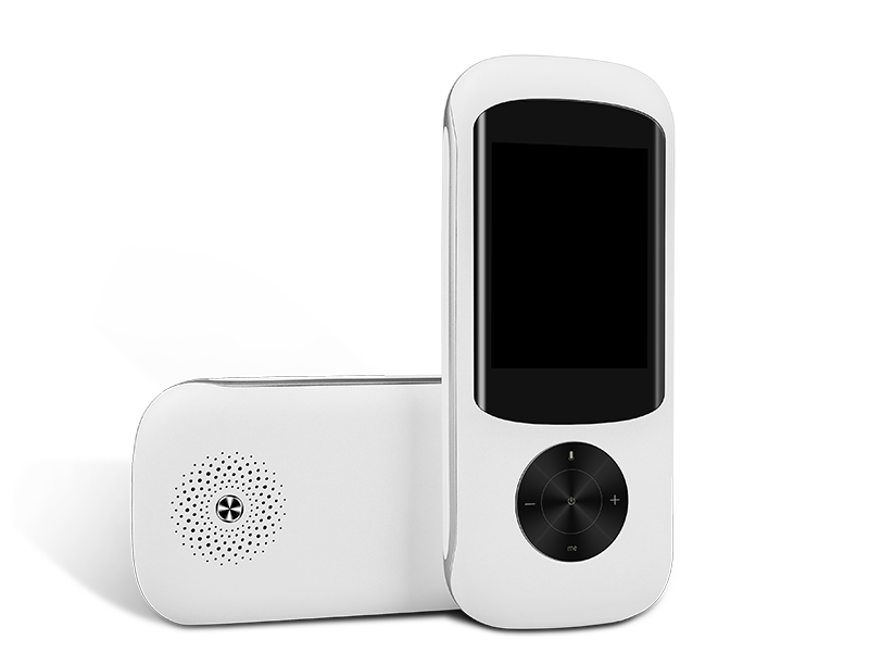 4G+WIFI AI translator 38 languages with 2.5D TP
