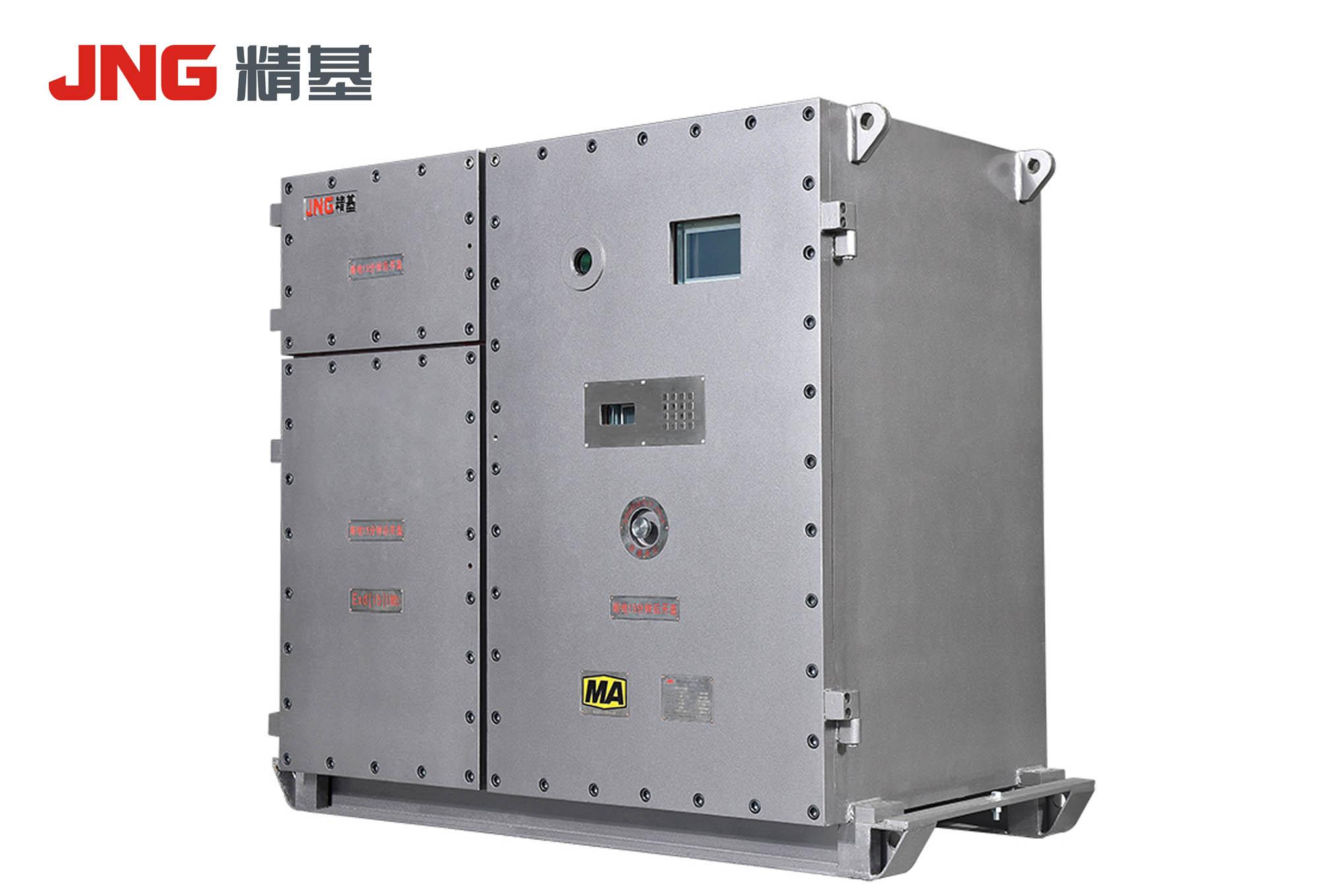 矿用隔爆兼本安型变频器