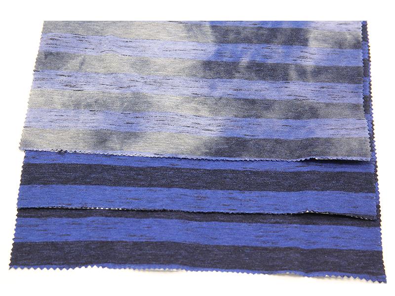 WFSC81718W-DC13 彩条段彩汗布