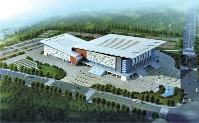 福州晉安新城體育館