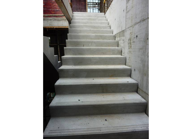 Prefabricated stairs