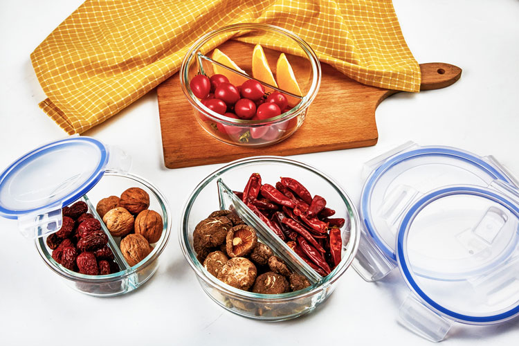 How to use glass food storage containers scientifically?