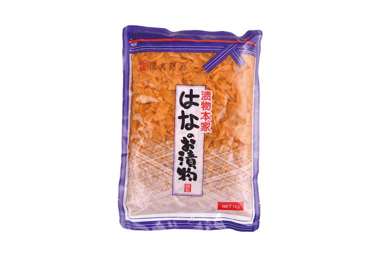 日式醬油蘿卜片1kg