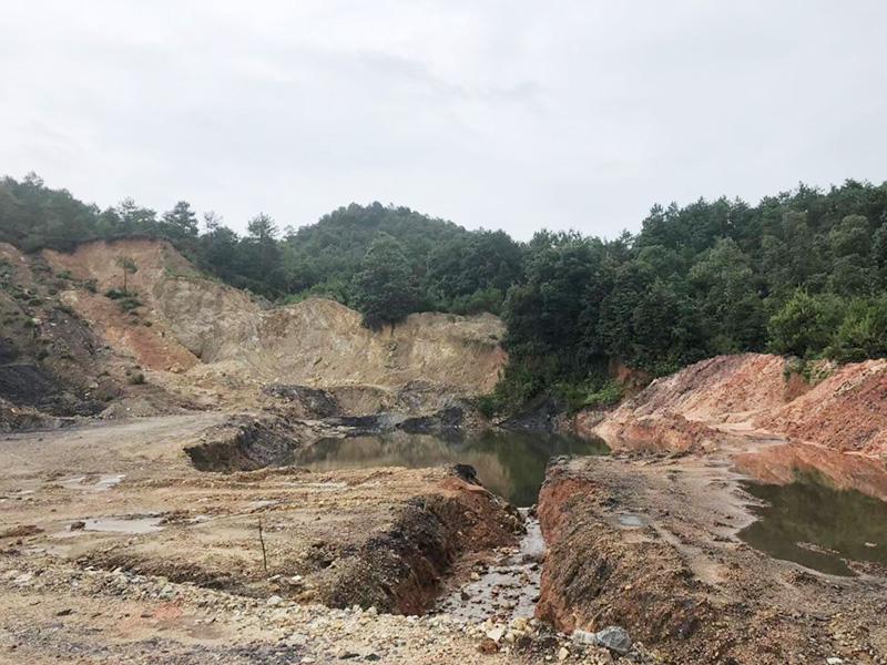 于都县段屋乡垃圾临时填埋场项目
