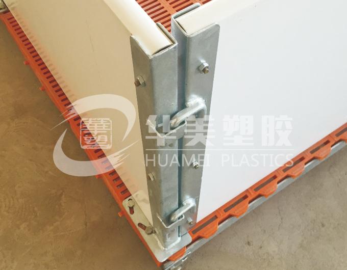 PVC中空板連接器