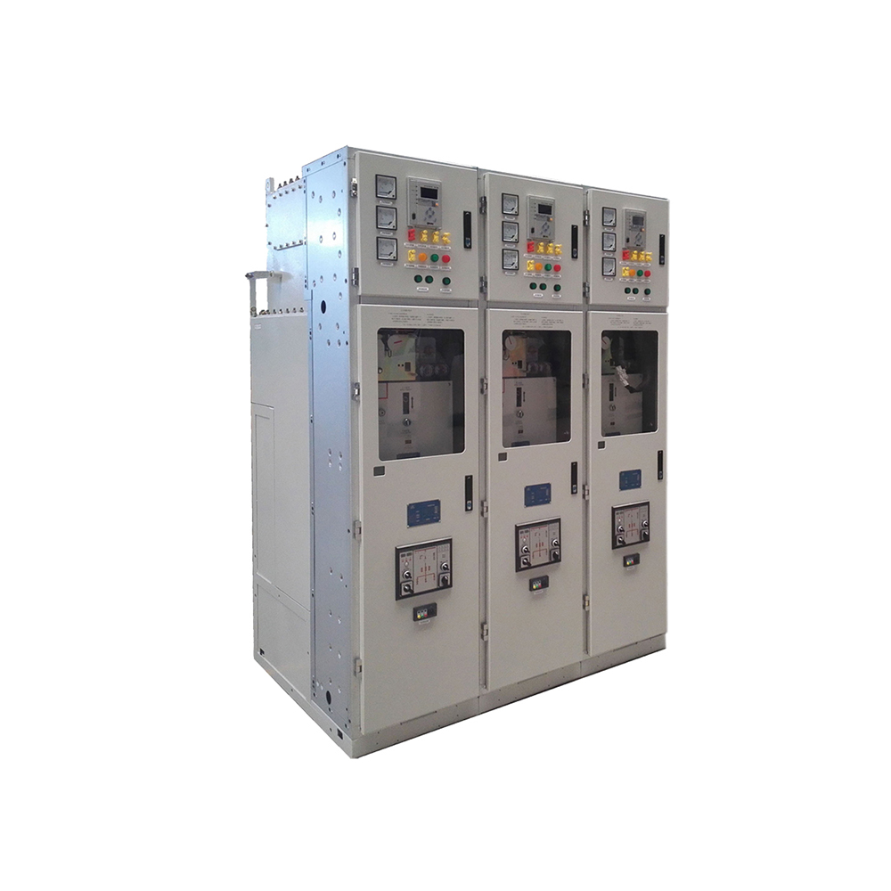 XGN75-12 gas insulated metal enclosed switchgear