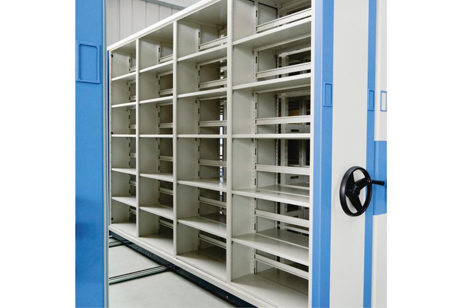 箱体式结构密集架 YJ-M-003