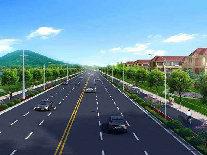 牟平區綜合管廊及市政道路建設項目
