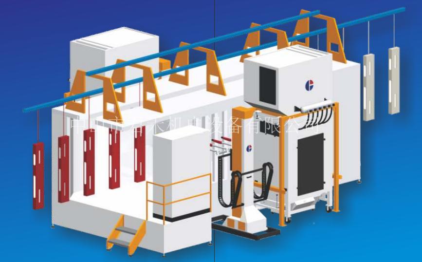 FRS單級濾芯回收噴房系列