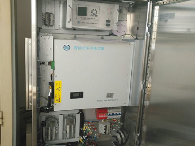 Three phase unbalanced devices 100kvar are used for Shaanxi Power Supply Company