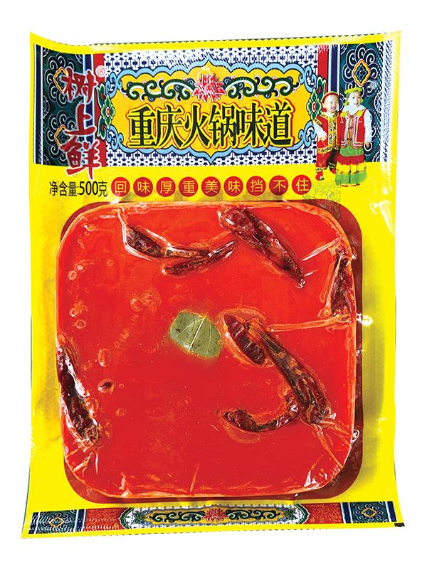 betway必威手机版登录鲜重庆火锅味道底料500g