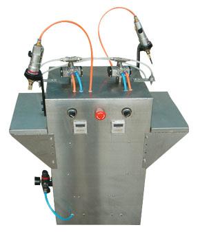 FL10-50 semi - automatic liquid filling screw machine