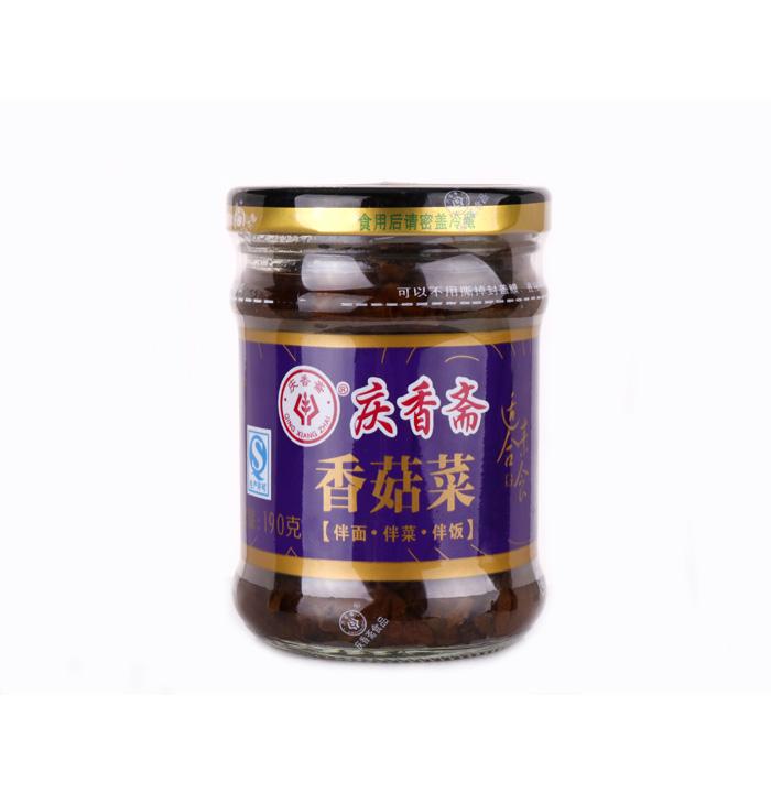 190g香菇菜