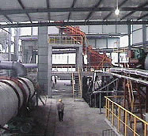 3-20万吨尿素融熔喷浆造粒工艺
